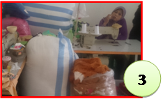 PROSES SEWING