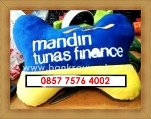 Bantal Tulang Promosi Mandiri Finance