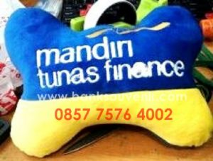 Bantal Tulang Promosi Mandiri Tunas Finance