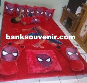 Karpet Karakter Spiderman