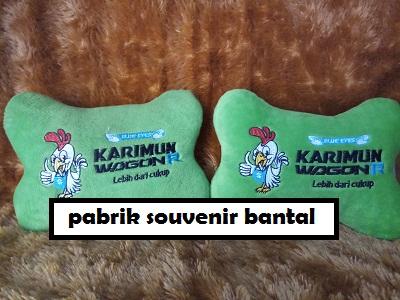 Jual Souvenir Bantal Mobil Custom Untuk Promosi Perusahaan