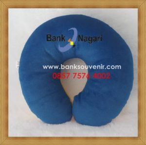 Bantal Leher Bank Nagari