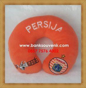 Bantal Leher Promosi Persija