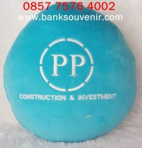 Bantal Bulat Souvenir & Promosi PP