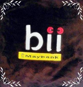 Bantal Promosi Souvenir BII