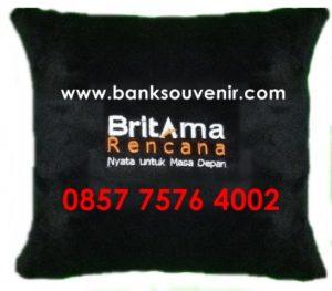 Bantal Kotak Promosi Britama