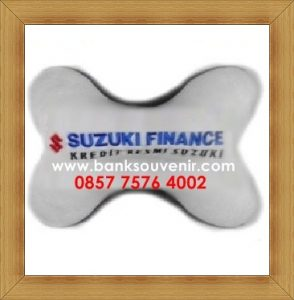 Bantal Tulang Promosi Suzuki Finance