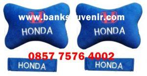 Bantal Tulang Souvenir Honda
