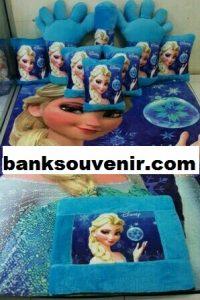 Karpet Karakter Frozen