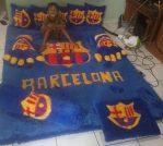Karpet Karakter Barcelona