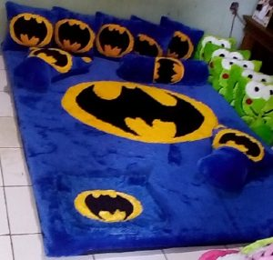 Karpet Karakter Batman