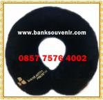 Bantal Leher Souvenir Bank Kaltim