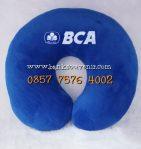 Bantal Leher Promosi Bank BCA