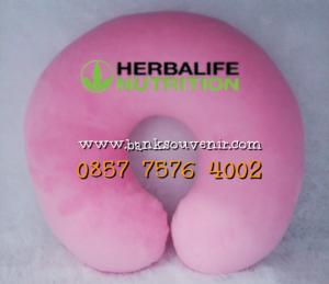Bantal leher Promosi Herbalife