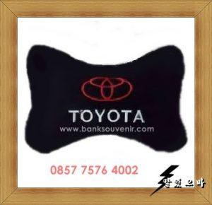 Bantal Tulang Souvenir PT Toyota
