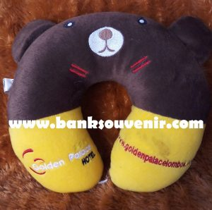 Bantal Leher Kuping Custom