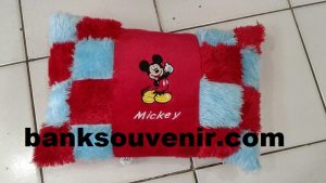 Bantal Catur Mickey