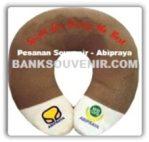 Bantal Leher Promosi BUMN Abipraya