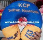 Bantal Leher Promosi Bank BRI
