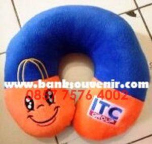 Bantal Leher Promosi ITC