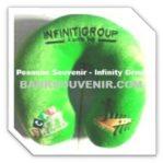 Bantal Leher Promosi Infinity Group