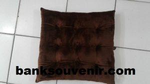 Bantal Sofa Dark Brown