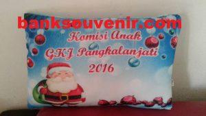 Bantal Sofa Kotak Printing