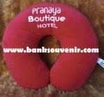 Bantal Leher Hotel Custom