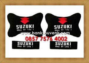 Bantal Tulang Promosi Suzuki