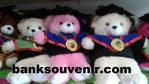 Bear Wisuda Sedang