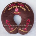 Souvenir bantal leher Amha Tour