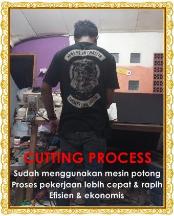 proses pemotongan