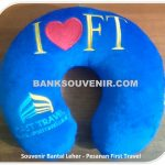 Bantal Leher Custome