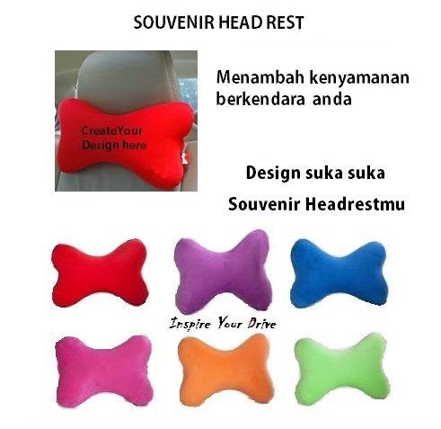 Bantal Headrest
