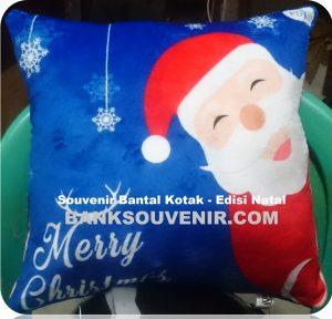 souvenir bantal custome bank souvenir