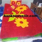 Karpet Karakter Bunga