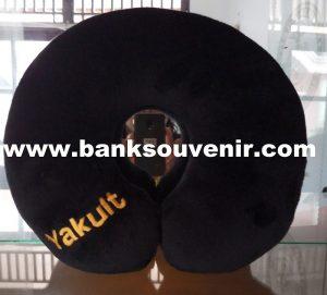 Bantal Leher Merchandise Yakult