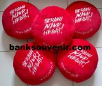 Bantal Bulat Merchandise