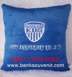 Bantal Kotak Souvenir & Promosi KDS Indonesia
