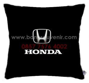 Bantal Kotak Promosi PT Honda