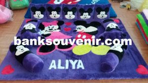 Karpet Karakter Mickey Mouse