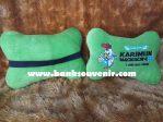 Bantal Tulang Merchandise Custom