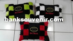 Bantal Catur Batman