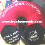 Bantal Leher Promosi Abu Tour