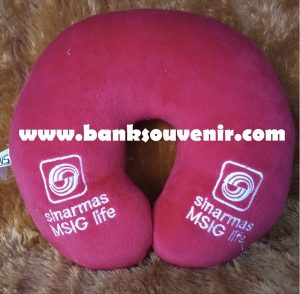 Bantal Leher Asuransi Custom