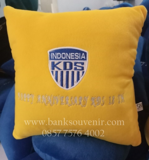 bantal custom