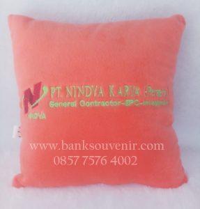 souvenir bantal murah