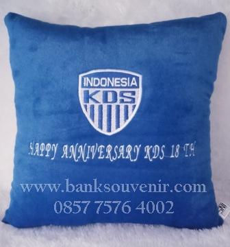 souvenir bantal custom murah