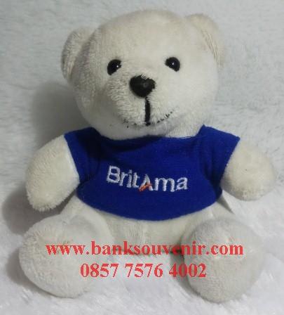 souvenir boneka beruang kecil