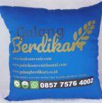 Souvenir bantal sofa
